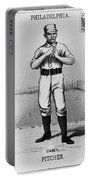Dan Casey (1862-1943) Portable Battery Charger