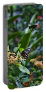 Dance Of The Butterflies Portable Battery Charger