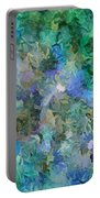 Dance Of The Flowers Portable Battery Charger