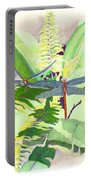 Dancing Dragonflies Portable Battery Charger
