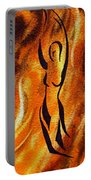 Dancing Fire V Portable Battery Charger