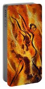 Dancing Fire Viii Portable Battery Charger