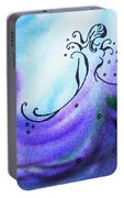 Dancing Water II Portable Battery Charger