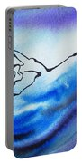 Dancing Water IIi Portable Battery Charger