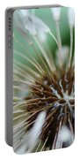 Dandelion Tears Portable Battery Charger by Paul Ward
