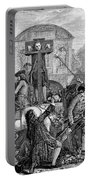 Daniel Defoe (1660-1731) Portable Battery Charger