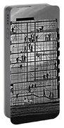 Danish Mural Monochrome Portable Battery Charger
