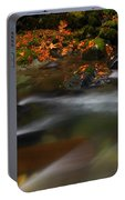 Dark Water Autumn Portable Battery Charger