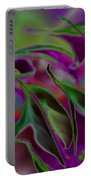 Datura Dreams Portable Battery Charger