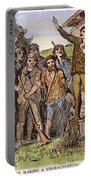 Davy Crockett (1786-1836) Portable Battery Charger