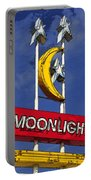 Daylight At The Moonlight Portable Battery Charger