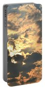 Dazzling Sunset Portable Battery Charger
