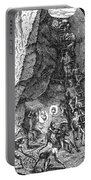 De Bry: Potosi, 1590 Portable Battery Charger