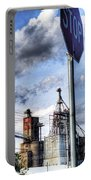 Decatur Alabama Industrial District Portable Battery Charger