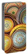 Decorative Plates Provence France Portable Battery Charger