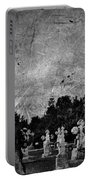 Deep Carved Memories  Portable Battery Charger