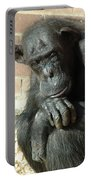 Gorilla Deep Thoughts Portable Battery Charger