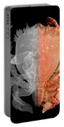 Deep Water Crab X-ray And Optical Image Portable Battery Charger
