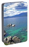 Deep Waters Lake Tahoe Portable Battery Charger
