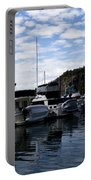 Deer Harbor Blues Portable Battery Charger