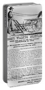 Deere Plow, 1869 Portable Battery Charger