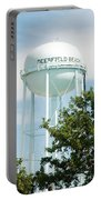Deerfield Beach Tower Portable Battery Charger