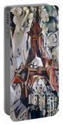 Delaunay: Eiffel Tower, 1910 Portable Battery Charger
