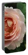 Delicate Pink Rose Portable Battery Charger