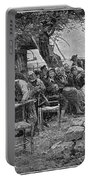 Denmark: Fishermen, 1901 Portable Battery Charger