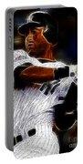 Derek Jeter New York Yankee Portable Battery Charger