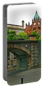 Derry Walls Portable Battery Charger