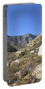 Desert And Mountains Portable Battery Charger