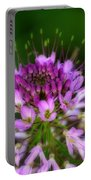 Desert Bloosom Portable Battery Charger