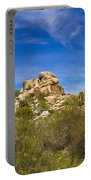 Desert Boulders Portable Battery Charger