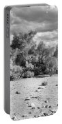Desert Cloud Bw Palm Springs Portable Battery Charger