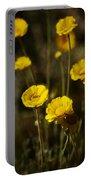 Desert Marigold Portable Battery Charger
