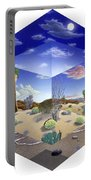 Desert On My Mind Portable Battery Charger