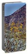 Desert Yellow Portable Battery Charger