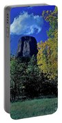 Devil's Tower Autumn Portable Battery Charger