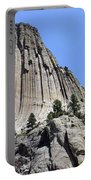 Devil's Tower Full View Portable Battery Charger