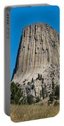 Devils Tower Wyoming -2 Portable Battery Charger