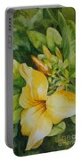 Dianne's Flower Portable Battery Charger