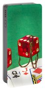 Dice Red Cards Hook 1 B Portable Battery Charger