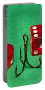 Dice Red Hook 1 A Portable Battery Charger
