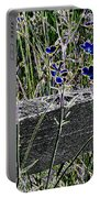 Digital Daisies Portable Battery Charger