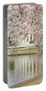 Digital Liquid - Cherry Blossoms Washington Dc 6 Portable Battery Charger