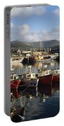 Dingle, Co Kerry, Ireland Boats In A Portable Battery Charger