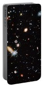 Distant Galaxies Portable Battery Charger