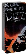 Dizzy Love Portable Battery Charger