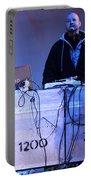Dj Peter Pan In Bethlehem Portable Battery Charger